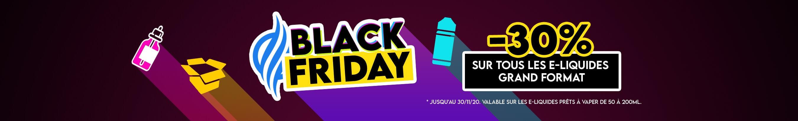 Black Friday chez Ciga.fr